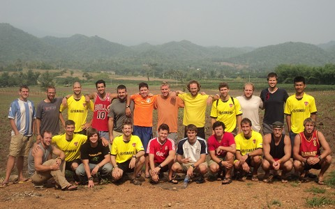men in missions